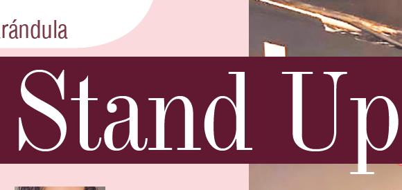 FARÁNDULA | STAND UP