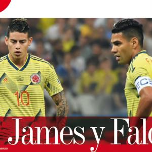 DEPORTES | JAMES Y FALCAO