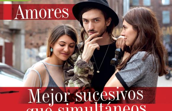 SOCIEDAD   AMORES, MEJOR SUCESIVOS QUE SIMULTÁNEOS