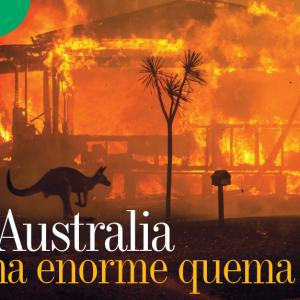 MUNDO | AUSTRALIA UNA ENORME QUEMA