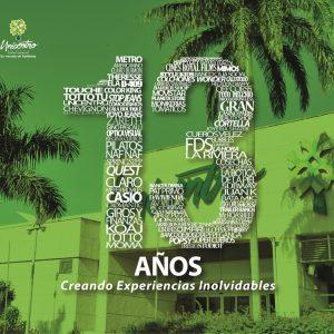 ANIVERSARIO | 13 AÑOS CREANDO EXPERIENCIAS INOLVIDABLES