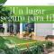 SEGURO | ¡UN LUGAR SEGURO PARA TI!