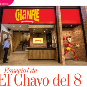 GASTRONOMÍA | ESPECIAL DE EL CHAVO DEL 8