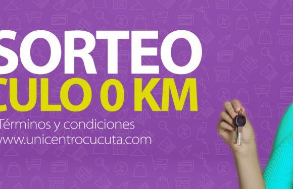 SORTEO VEHÍCULO 0 KM