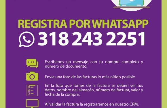 REGISTRO DE FACTURAS