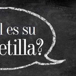VICIO ¿CUÁL ES SU MULETILLA?