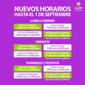 Horario Centro Comercial Unicentro Cúcuta