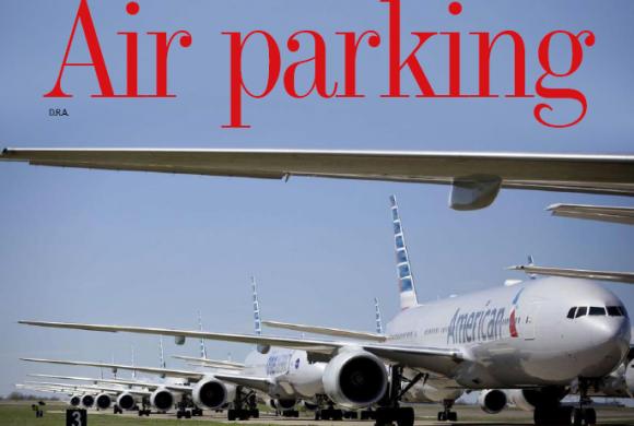 EN TIERRA | AIR PARKING