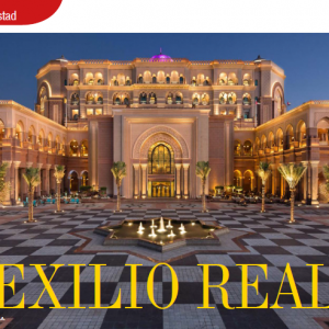 MAJESTAD | EXILIO REAL