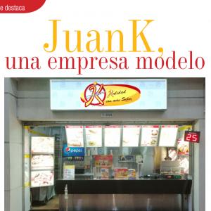 SE DESTACA | JUANK, UNA EMPRESA MODELO