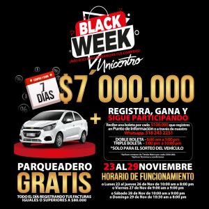 DESCUENTOS BLACK WEEK