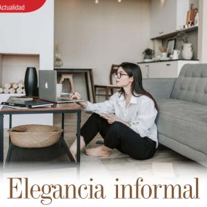 ACTUALIDAD | ELEGANCIA INFORMAL