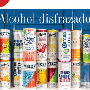 TENDENCIA | ALCOHOL DISFRAZADO