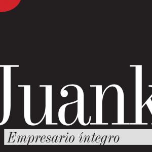 PORTADA | JUAN K EMPRESARIO ÍNTEGRO