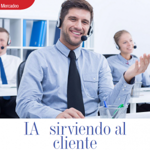 MERCADEO | IA SIRVIENDO AL CLIENTE