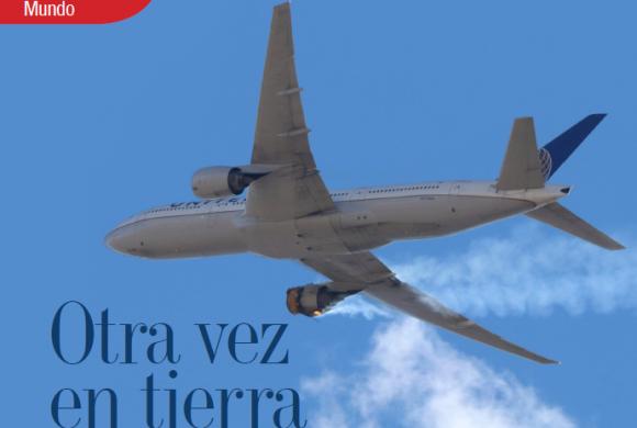 MUNDO | OTRA VEZ EN TIERRA