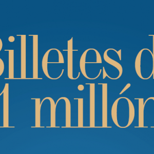Devaluación | Billetes de 1 millon