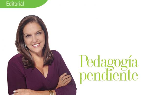 EDITORIAL | PEDAGOGÍA PENDIENTE