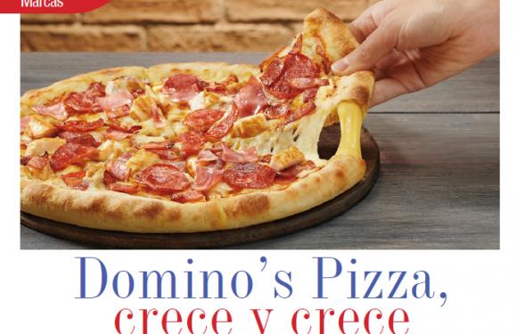 MARCAS | DOMINO'S PIZZA, CRECE Y CRECE