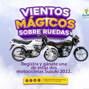 VIENTOS MÁGICOS SOBRE RUEDAS