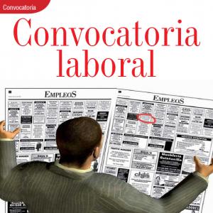 CONVOCATORIA   CONVOCATORIA LABORAL